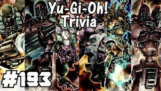 Yugioh Trivia: Ancient Gear Archetype