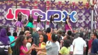 Princess Girl Band - Jangan Pergi @Inbox Sctv