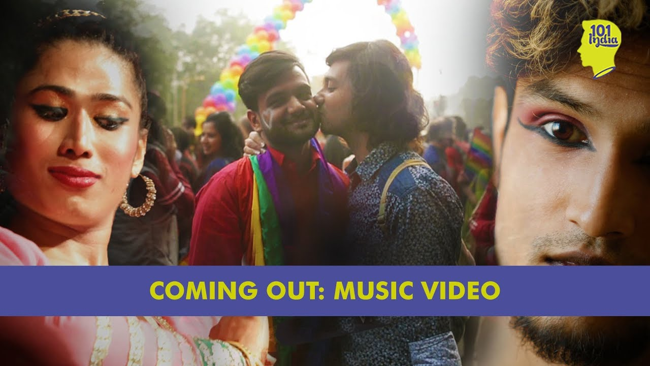 Download Coming Out: Music Video | Reuel Benedict & Sahirah | 101 Love In India | Unique Stories From India