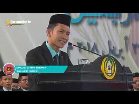 Live - Haflatuttakhoruj Angkatan 41 Putra Pesantren Darunnajah Jakarta
