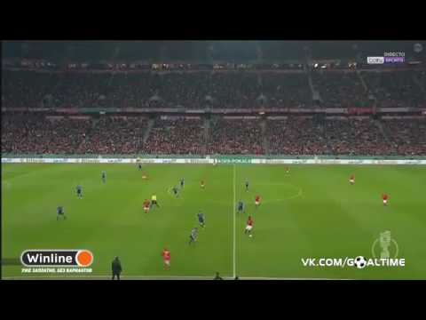 Бавария шальке 04 обзор матча