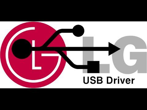 Driver Celular  LG , Como Baixar E  Instalar