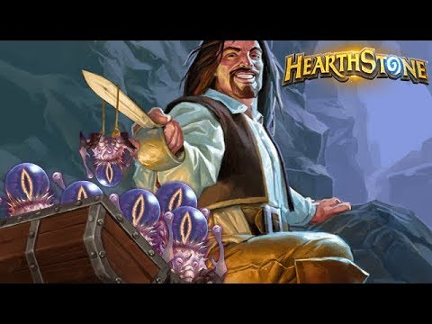 Hearthstone: Marin the Fox and C'Thun, the dream