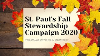 Stewardship Devo: Week Four