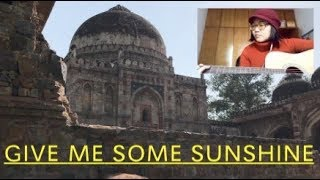 3 IDIOTS SONG Give me some sunshine -- cover by chinese girl // MY INDIA TRIP 2017
