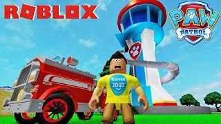 ROBLOX PAW PATROL ! || Roblox Gameplay || Konas2002