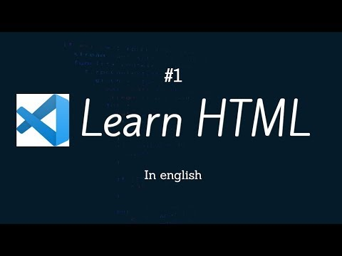 HTML tutorial to make a website for begginers in 2019 Curious Tutorials thumbnail
