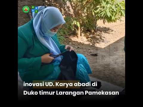 KKN Tematik UIM Pamekasan di UD. Karya Abadi