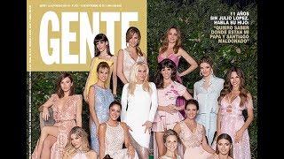 Revista GENTE. Gala 52 Aniversario. 12/09/2017