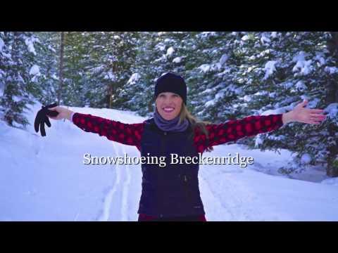 Snowshoeing Breckinridge