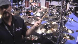 NAMM 2011 - Supernatural Cymbals - New Product Information - Sick Drummer Magazine