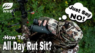All Day Rut Treestand Myth