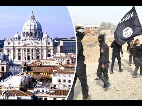 """Vatican On High Alert: Rome Being Targeted!"""