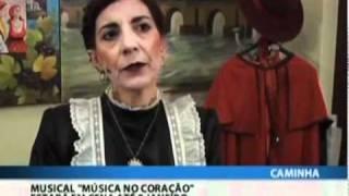Entrevista Porto Canal - Música no Coração