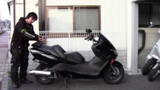 ホンダ:フォルツァZ参考動画:スクーターの新時代を作った一台