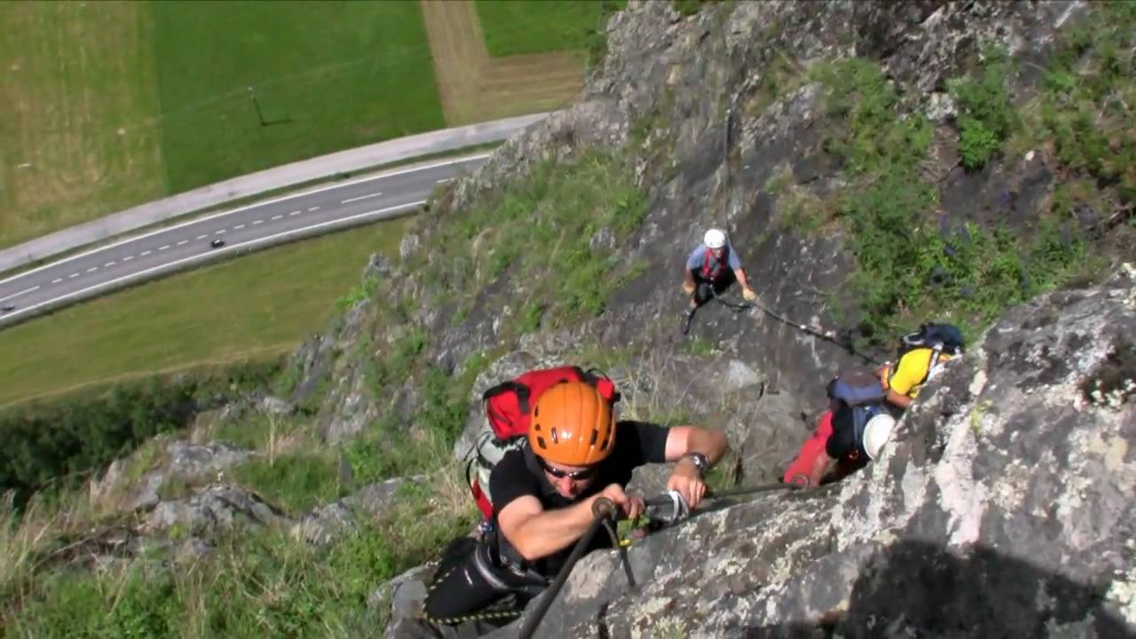 Klettersteig Oetztal : Die besten klettersteige im Ötztal bergsteiger magazin