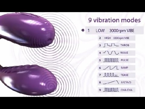 We-Vibe, We Share: Couples Video