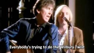 Traveling Wilburys - Wilbury Twist [1990, Subtitled]