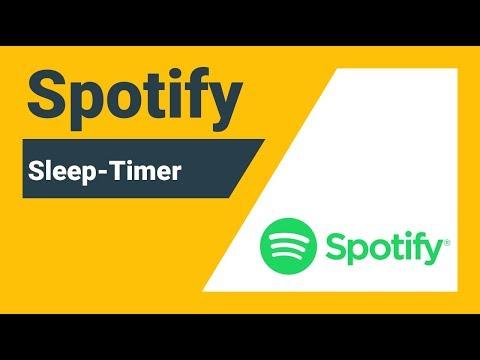 Spotify Sleep-Timer