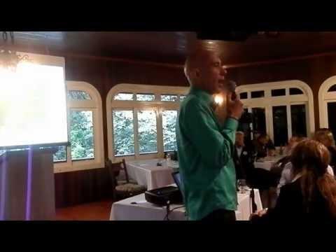 Glacir Gomes Fala Como Candidato Na Cics De Farroupilha Em 18 09 14