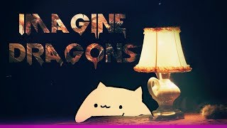 BONGO CAT —  NATURAL | IMAGINE DRAGONS ◉_◉ HALLOWEEN SPECIAL HD Video