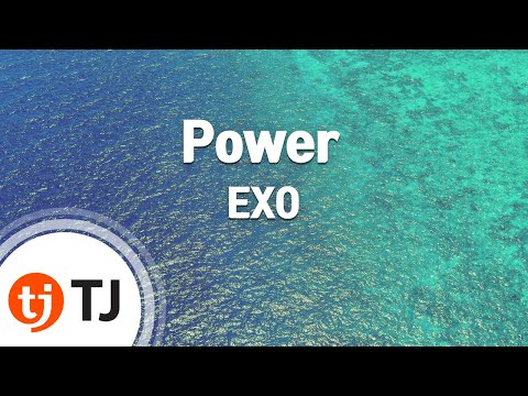 TJ노래방 Power  EXO  TJ Karaoke