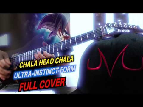 Chala Head Chala - ULTRA-INSTINCT FORM (cover)
