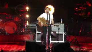 Niall Horan - On My Own - Flicker World Tour Live - at the BIC, Bournemouth on 26/03/2018