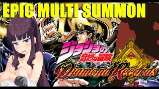 EPIC DIAMOND RECORDS MULTI SUMMON: You'll never believe my luck!!!!