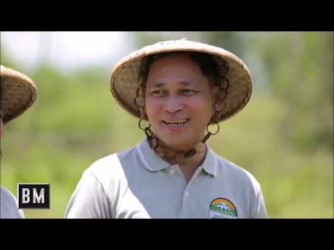 "Business Matters E6 ""AGRIBUSINESS"" on Bloomberg TV Philippines feat. Saret Organic Farmville"