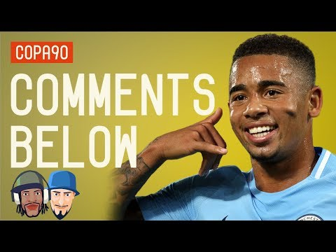 Aguero and Gabriel Jesus Are Unstoppable | Comments Below