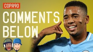 Video Aguero and Gabriel Jesus Are Unstoppable | Comments Below download MP3, 3GP, MP4, WEBM, AVI, FLV September 2017