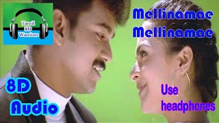 8D Audio | Mellinamae mellinamae | Shah Jahan  | Use headphones |