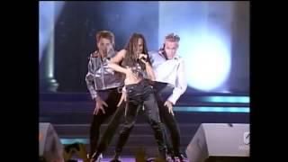 alexia summer is crazy live festivalbar 1996
