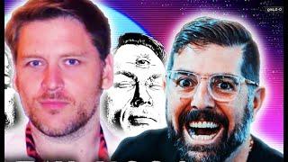 Occult & Satanic Hollywood, Tavistock & Haunted Butts - Sam Tripoli + Jay Dyer on Tin Foil Hat