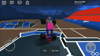 Roblox Monster Jam Stadium freestyle - Wild Flower (Avertissement de lag)