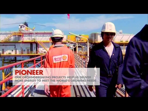 Shell firsts: shaping the future through innovation