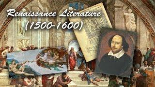 469 Productions CLASSIC: Renaissance Literature (1500-1600)