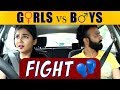 Girls vs Boys After A Fight Ft. BeYouNick | MostlySane