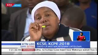 Waziri Amina Mohammed: Matayarisho ya mitihani ya  taifa yamekamilika