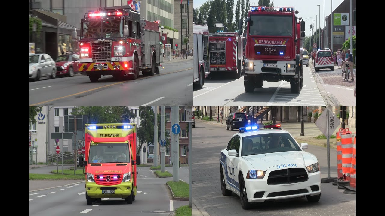 Best of police cars - Fire Trucks Ambulances Police Cars Responding Code 3 Best Of 2015 Youtube