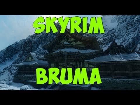 SKYRIM - БРУМА (НОВОЕ НЕОФИЦИАЛЬНОЕ ДОПОЛНЕНИЕ ДЛЯ СКАЙРИМА)