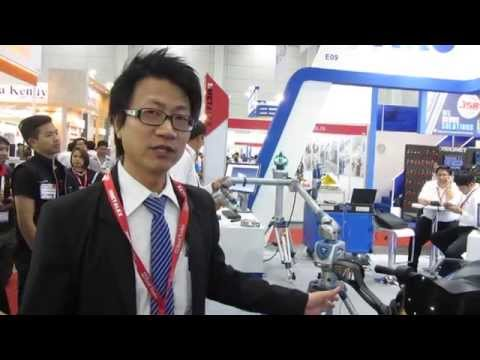 FARO Regional Sales Manager (Thailand) Mr. Boonchai Prasertboonchai