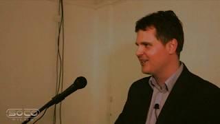 Bob at the Edinburgh University   Nietzche's Death of God & Christian Ontology