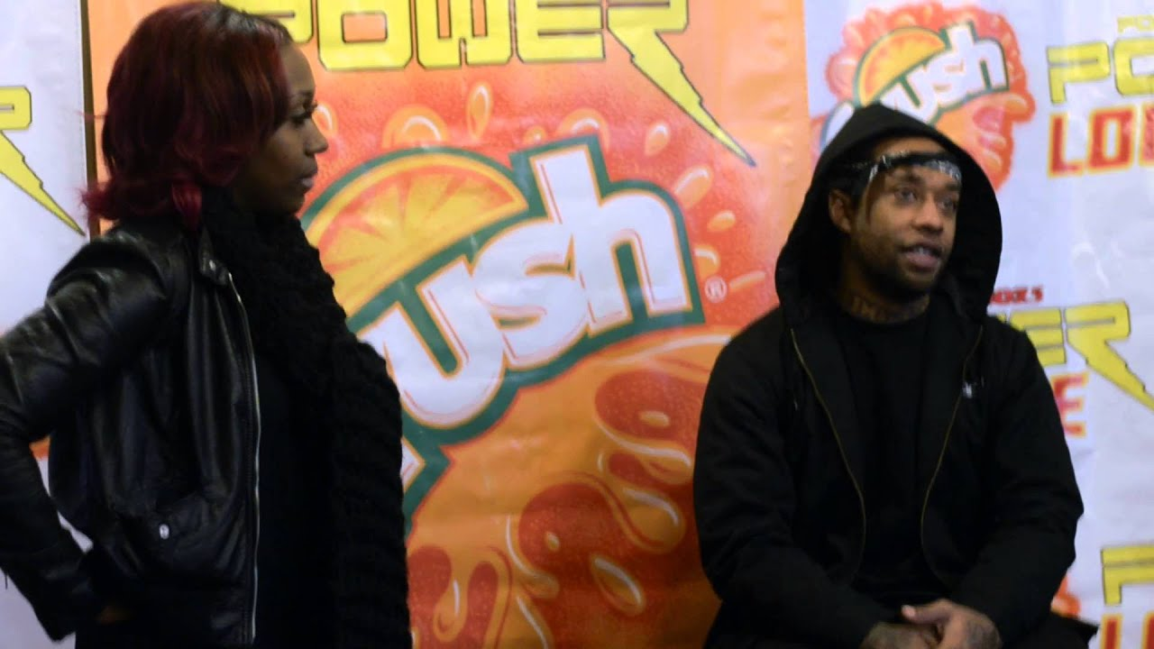 Power 1075 And Ty Dolla Sign Meet And Greet Youtube
