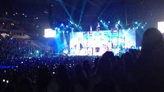 "Take Me Home Tour 2013- One Direction ""Up All Night"" Denver, CO"