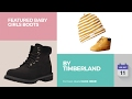 By Timberland Featured Baby Girls Boots