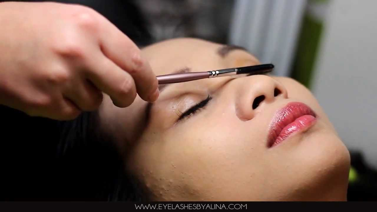 Eyelashes By Alina Corks Premier Salon Youtube