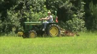 john deere 750 utility tractor