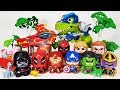 Marvel Avengers, Ben 10 vs Thanos~! Starwars Darth Vader, Spider Man, Hulk, Iron Man Toys Play